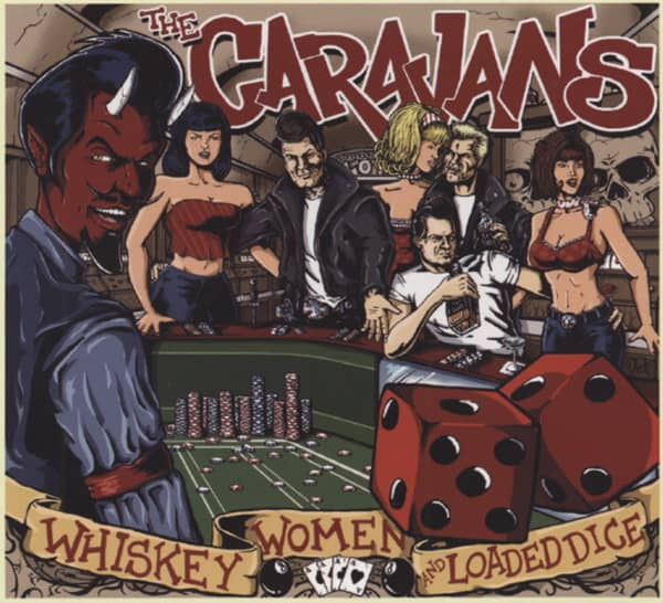 Whiskey, Women And Loaded Dice (CD)