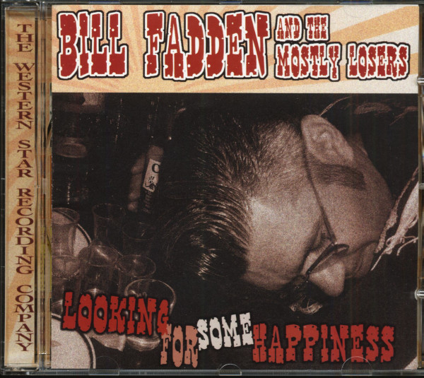 Looking For Some Happiness (CD)