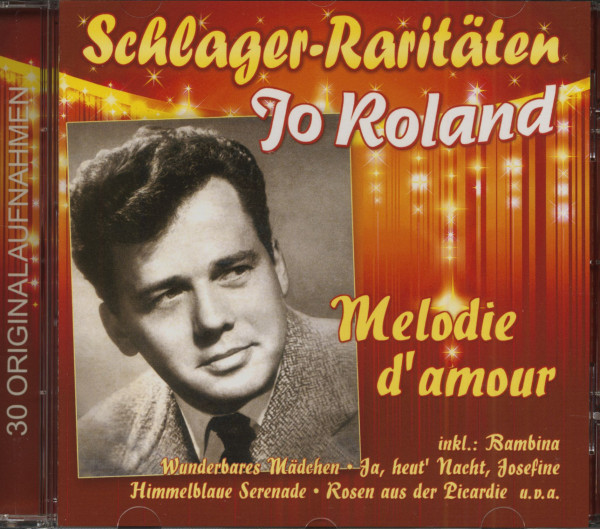 Melodie D'Amour (CD)