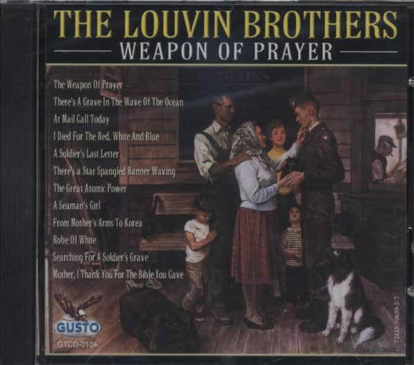 Louvin Bros Weapon Of Prayer