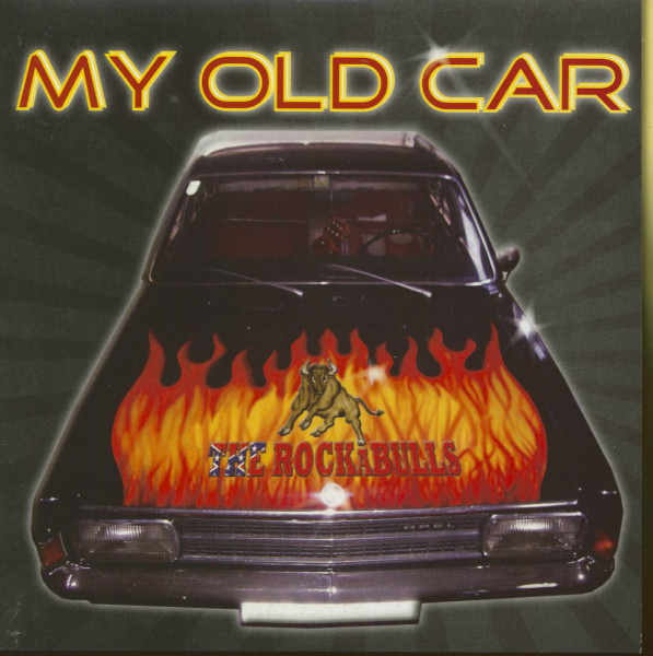 My Old Car - Home Alone (7inch, 45rpm, PS)