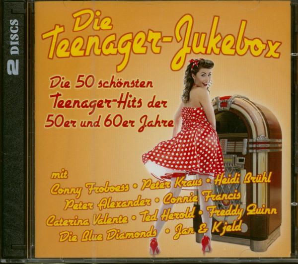 Va Die Teenager Jukebox (2-CD)