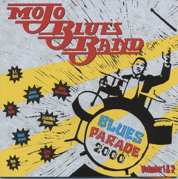 Mojo Blues Band Blues Parade 2000 (2-CD)
