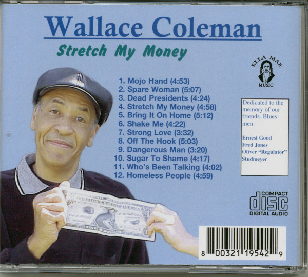 Coleman, Wallace Stretch My Money