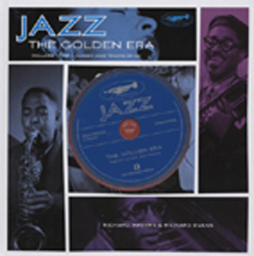 Jazz - The Golden Era Richard Havers & Richard Evans (Book&CD)