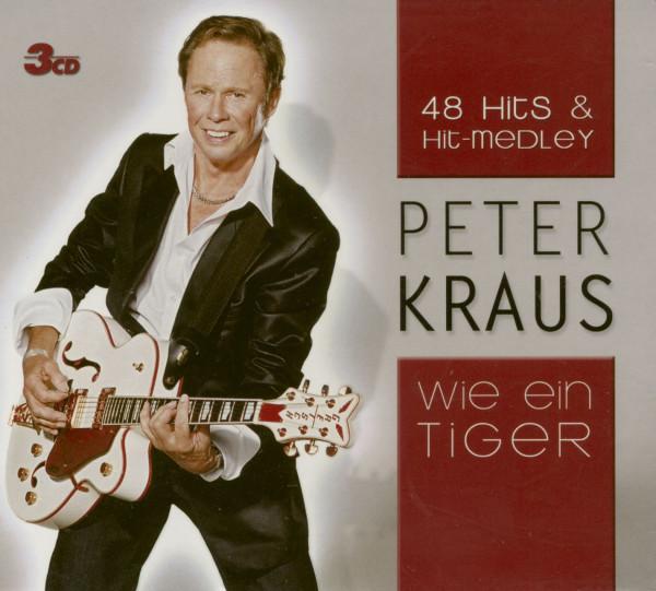 Wie ein Tiger - 48 Hits & Hit-Medley (3-CD)