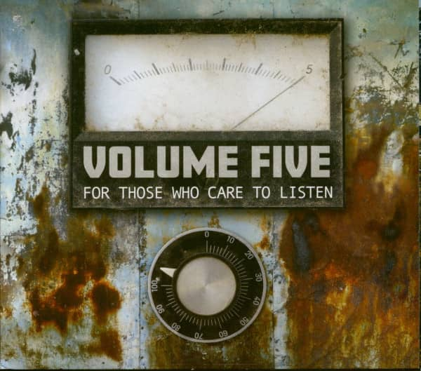 For Those Who Care To Listen (CD)