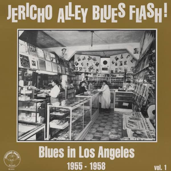 Va Blues In Los Angeles Vol.1