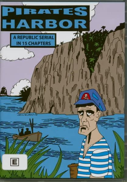 Pirates Harbor (1944 Republic Series) 3-DVD