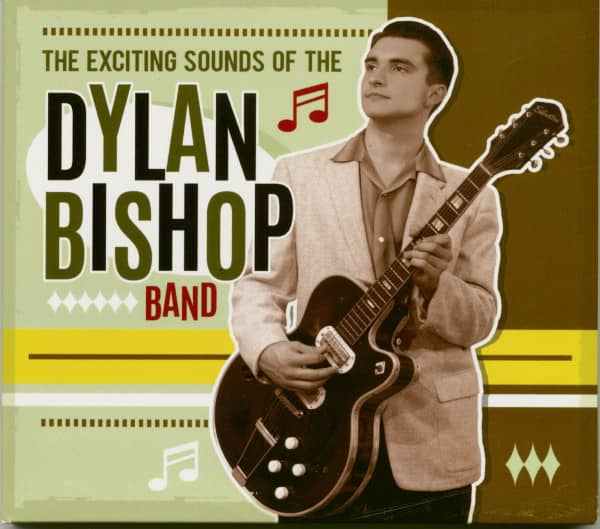 The Exciting Sound Of The Dylan Bishop Band (CD)