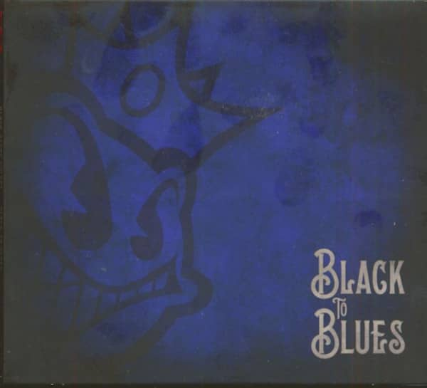 Black To Blues (CD, EP)