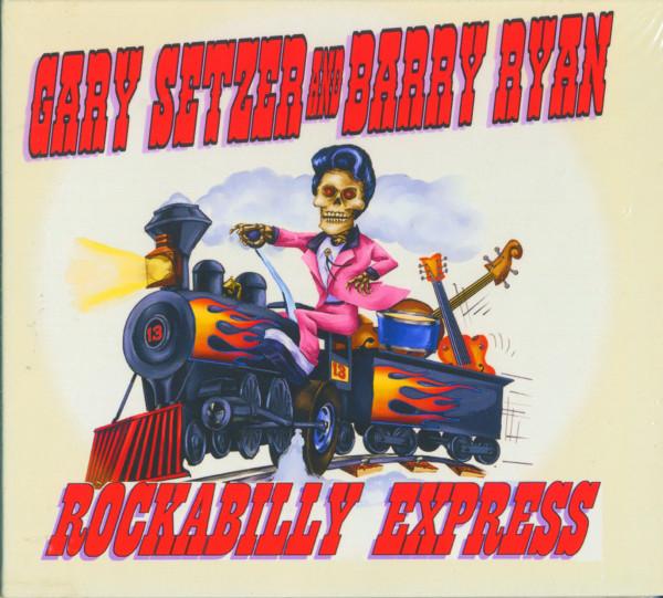 Rockabilly Express (CD Digipack)