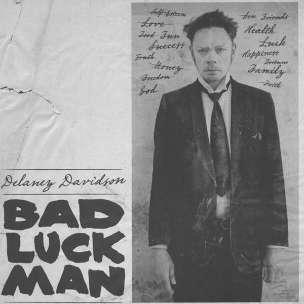 Bad Luck Man (LP&CD)