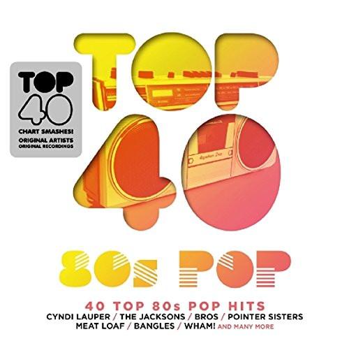 Top 40 - 80s Pop (2-CD)