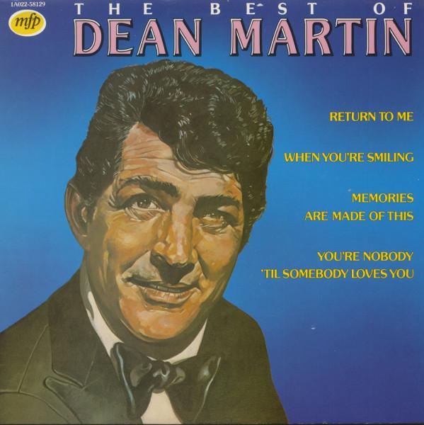 The Best Of Dean Martin (LP)