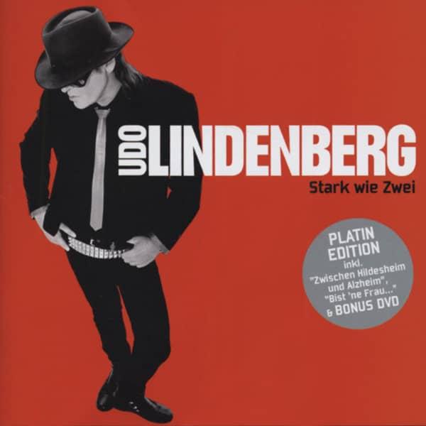 Lindenberg, Udo Stark wie Zwei - Platin Edition (&DVD)