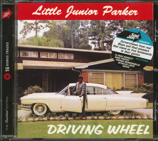 Driving Wheel (CD)