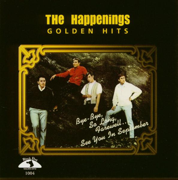 Golden Hits (CD)