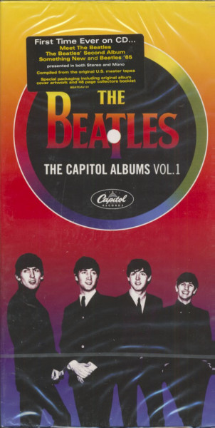 The Capitol Albums Vol.1 (4-CD Longbox)