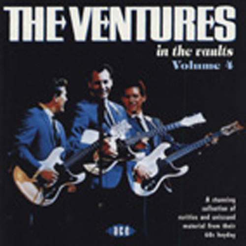Ventures Vol.4, In The Vaults