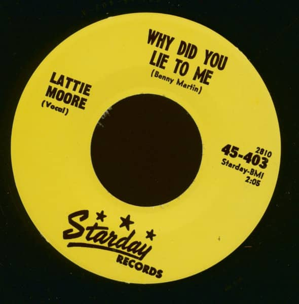 You Never Looked Sweeter - Why Did You Lie To Me (7inch, 45rpm)