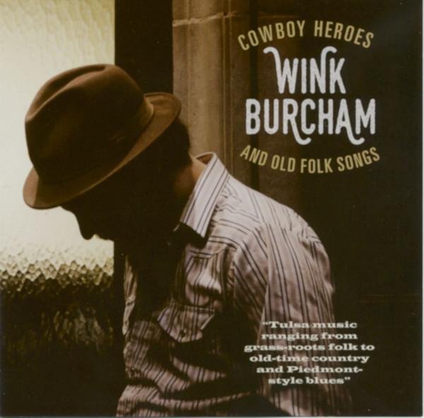 Cowboy Heroes And Old Folk Songs (CD)