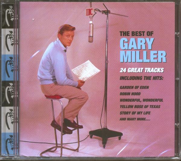 The Best Of Gary Miller - 24 Great Tracks (CD)