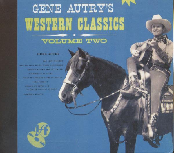 Western Classics, Vol.2 (CD)