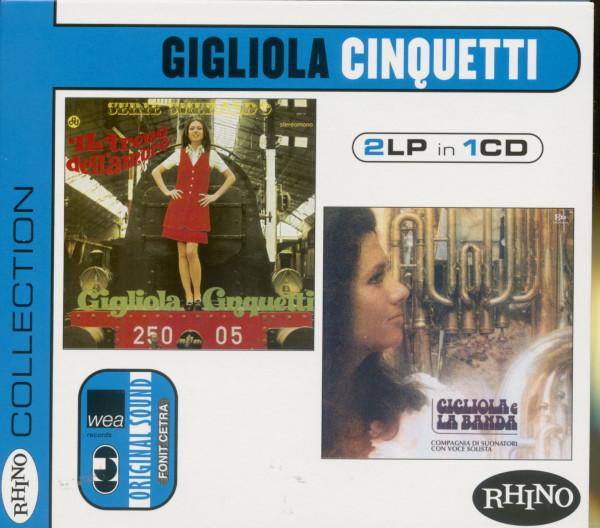 Il treno Dell' Amore - Gigliola E La Banda (CD)