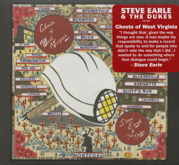 Ghost Of West Virginia (CD)