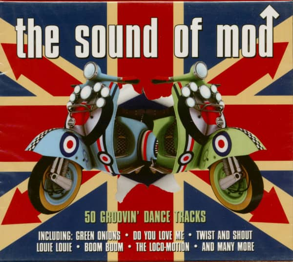 The Sound Of Mod (2-CD)