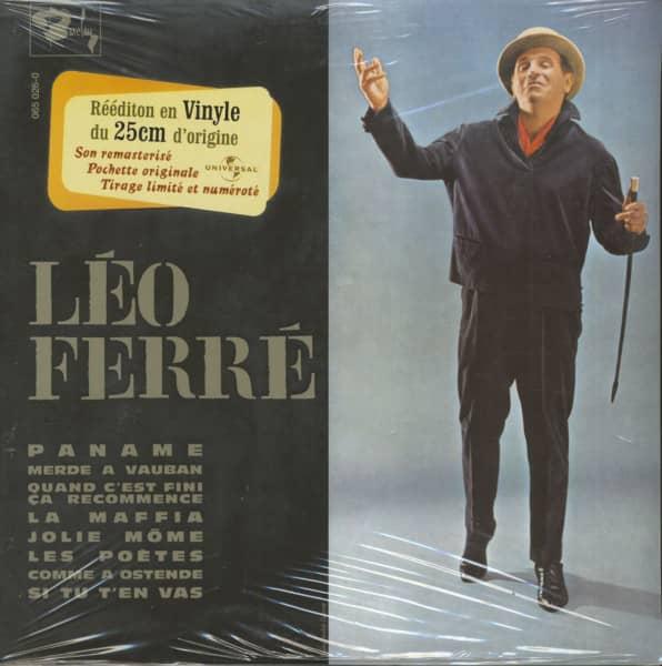 Leo Ferre (LP, 10inch)
