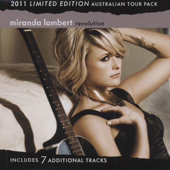 Lambert, Miranda Revolution...plus (Australian Tour Edition)