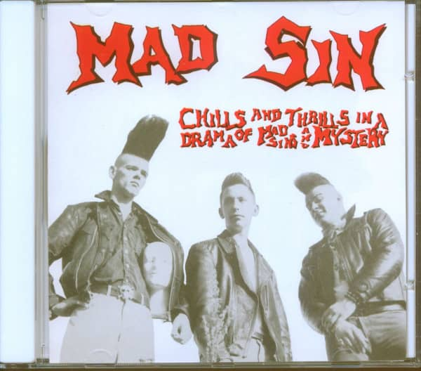 Chills And Thrills In A Drama Of Mad Sins And Mystery (CD)