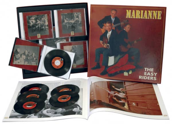 Marianne (6-CD Deluxe Box Set)