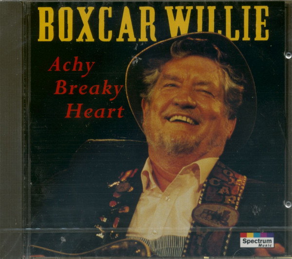 Achy Breaky Heart (CD)