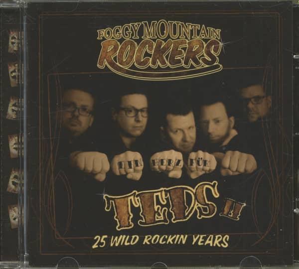 Ein Herz für Teds - 25 Wild Rockin' Years (CD)