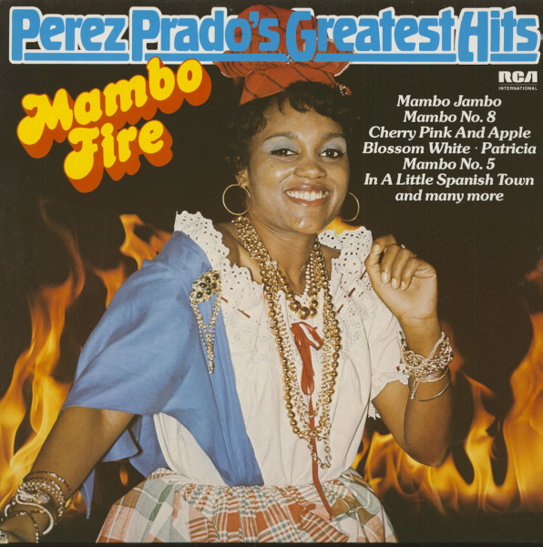 Mambo Fire - Perez Prado's Greatest Hits (LP)