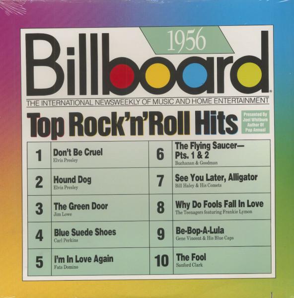 Top Rock & Roll Hits - 1956