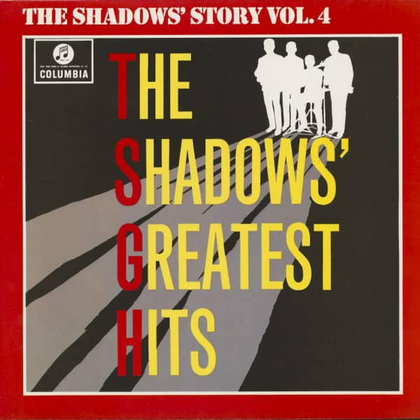 Greatest Hits - The Shadows Story Vol.4 (LP)