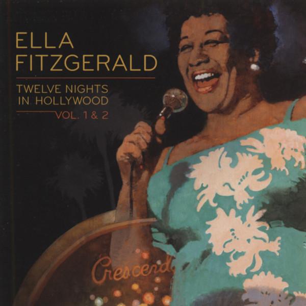 Twelve Nights In Hollywood, Vol.1&2 (2-CD)