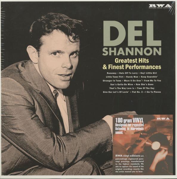 Greatest Hits And Finest Performances (LP, 180g Vinyl)