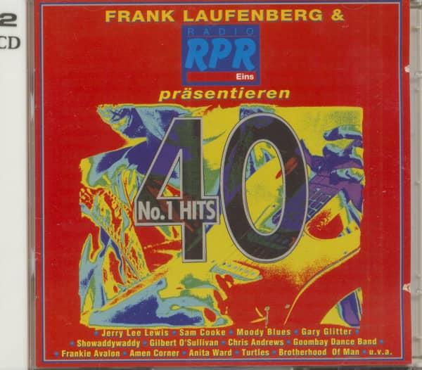 Frank Laufenberg & Radio RPR Eins präsentieren 40 No.1 Hits (2-CD)