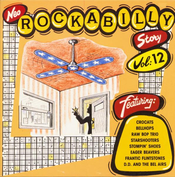 Neo Rockabilly Story Vol.12 (LP)