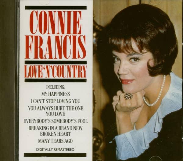 Love 'N' Country (CD)