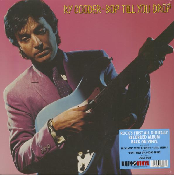 Bop Till You Drop (LP, 180g Vinyl)