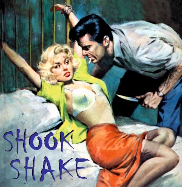 Shook Shake (CD)