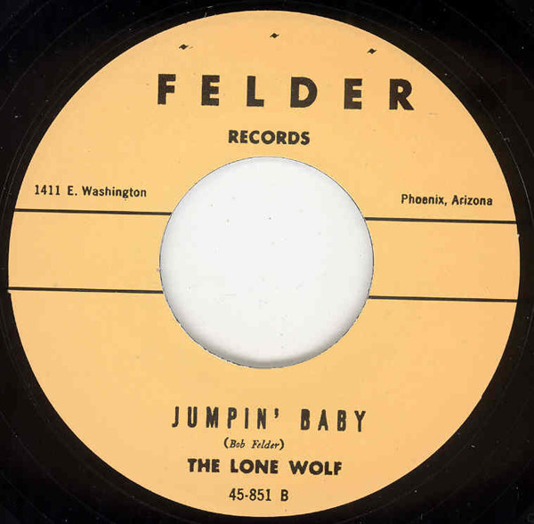 Jumpin' Baby - I Still Love You 7inch, 45rpm