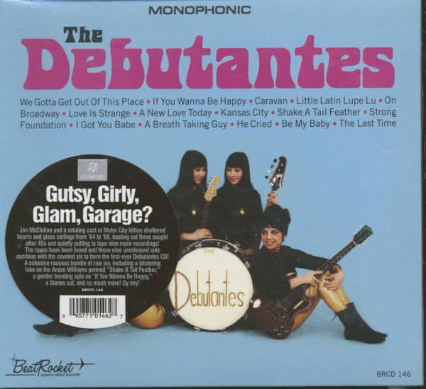 The Debutantes (CD)