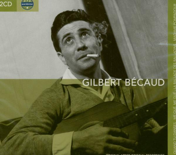 Worldstar - Gilbert Becaud (2-CD)
